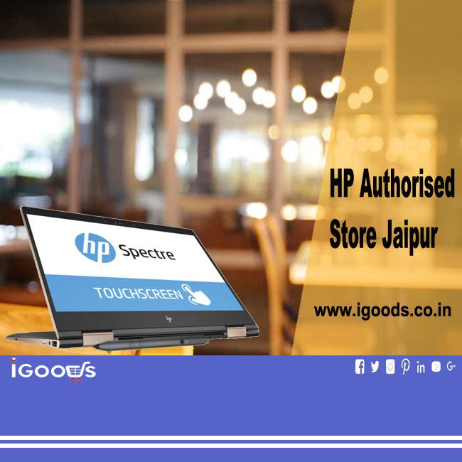 hp authorised store jaipur