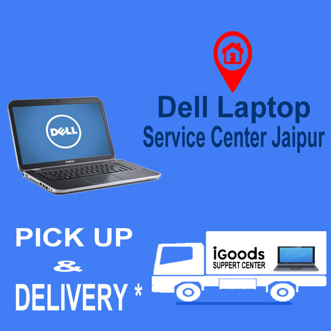 Dell Laptop Service Center Jaipur