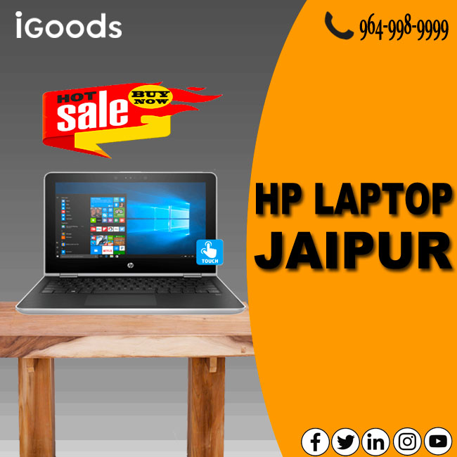 Hp Laptop Jaipur