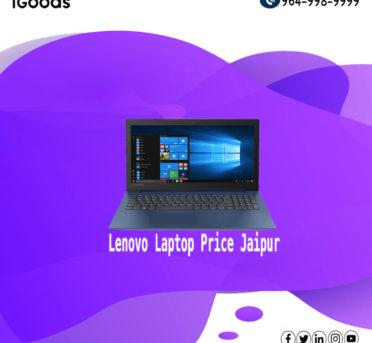 Lenovo Laptop Price Jaipur