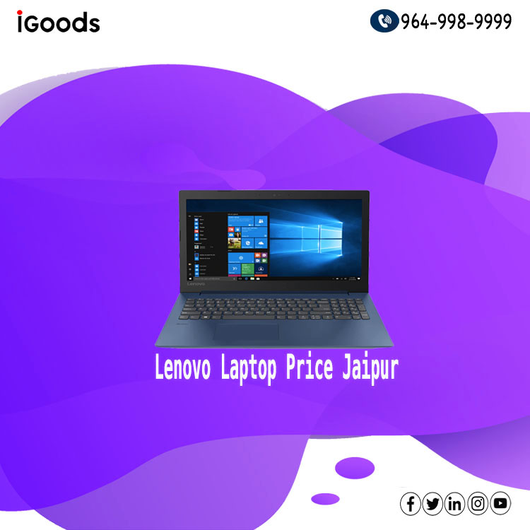 Lenovo Laptop Price Jaipur