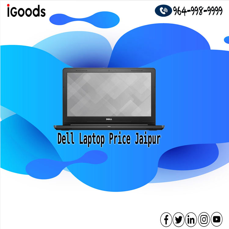 Dell Laptop Price Jaipur
