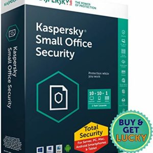 Kaspersky Small Office Security for 5 User