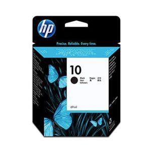 HP INK CARTRIDGE 10 BLACK (ORIGINAL)gty