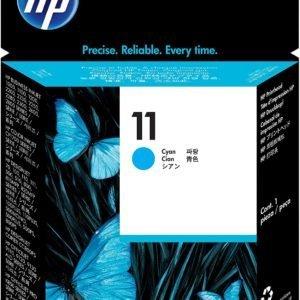 HP INK CARTRIDGE 11 CYAN (ORIGINAL)erwe