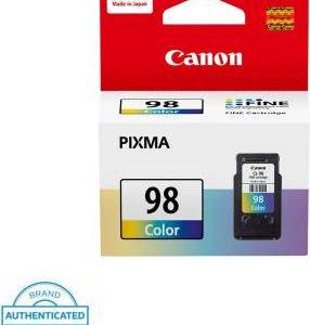 CANON INK CARTRIDGE 98 TRI-COLOR (ORIGINAL)-0938 Jaipur