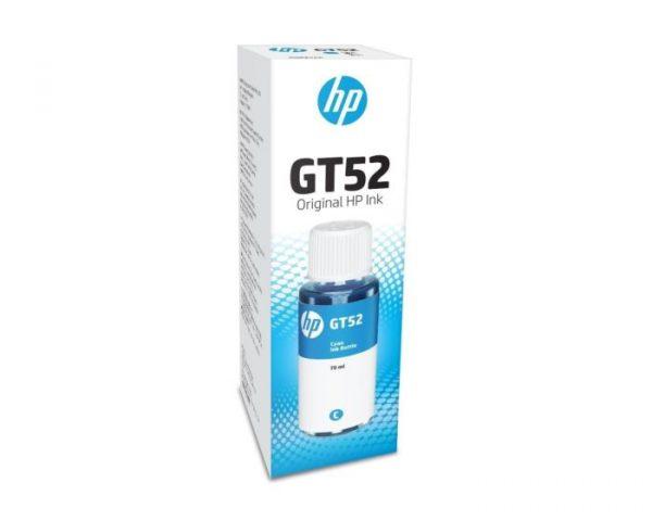 HP INK BOTTLE GT52 CYAN (ORIGINAL) Jaipur Rajasthan India 0234urs