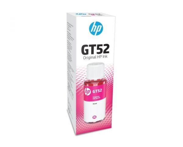 HP INK BOTTLE GT52 MAGENTA (ORIGINAL) Jaipur Rajasthan India 23948s